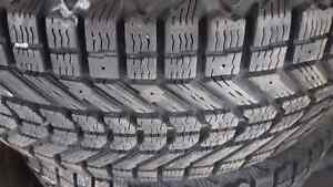 Firestone winterforce 245 65 r17