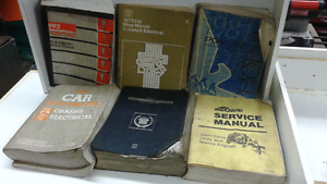 AUTOMOTIVE MANUALS OLD BUT GOOD