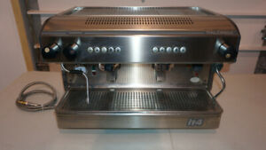 ITALCREM IT4 2 Group Commercial Espresso Coffee Machine 250 Volt