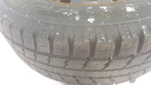 Winter Truck Tires and Rims 235 70 16