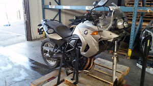 Parting out; 2010 BMW F650 low milage bike