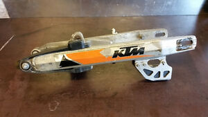 Complete 2003 KTM 450sx Part Out Prince George British Columbia image 1