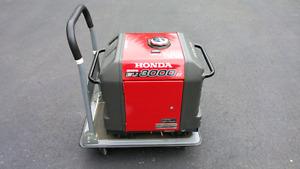 Honda EU 3000 is inverter