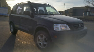 [4WD] Honda CR-V SUV, low kms,Active title,100% conditions