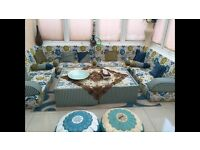 Majlis seating