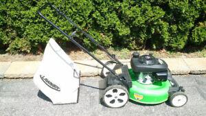 LawnBoy Lawnmower Powered by a Powerful Honda GCV 160 Motor