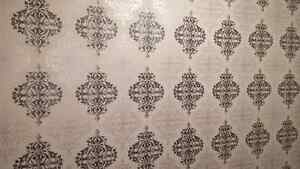 Wallpaper installer. Original pictures of my jobs Edmonton Edmonton Area image 1