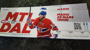Montreal Canadians March 28
