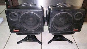 SII DBBS SPEAKER PWORED / MINI STAND