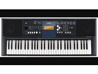 Yamaha PSR E333 touch sensitive keyboard Boxed