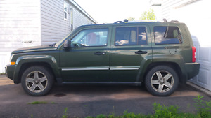 2008 Jeep Patriot for trade on pick up truck