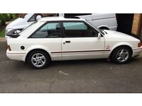 Ford escort mk4 xr3i white nice clean reliable car
