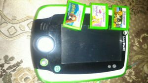 Leap pad2 with 3 games