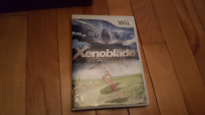 Xenoblade Chronicles Nintendo Wii Complet Clean