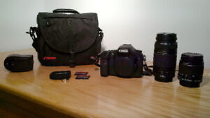 For Sale Canon 7D And Lenses