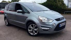 2014 Ford S-MAX 2.0 EcoBoost Titanium 5dr Powe Automatic Petrol MPV