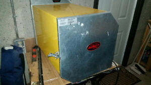 Dry rod oven for cash or trade