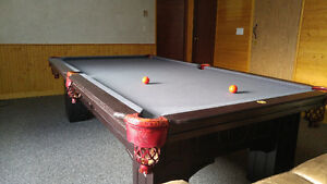 Stan The Man - Professional Pool Tables Installer. Edmonton Edmonton Area image 5