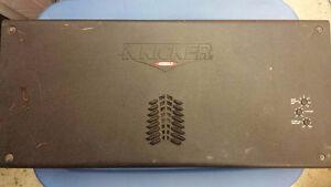 "KICKER KX800.2 Amp with 2x10"" JL W3 Subwoofers in Custom box"