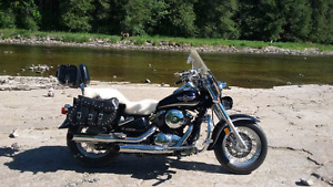 2004 Vulcan 800 selling for parts