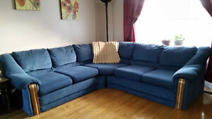 Selling Sectional Couch - It just doesn't fit