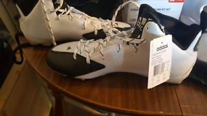 Adidas (Crazyquick 2.0 mid) size 11 Cleats