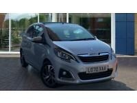 2021 Peugeot 108 1.0 Collection Top! (s/s) 5dr Convertible Petrol Manual
