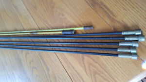 Chimmey Cleaning rods