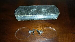 Antique leder ladies gloves and eye glasses Kitchener / Waterloo Kitchener Area image 7