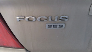 Ford Focus 2006 ZX4- SES