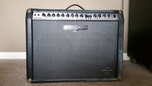 Behringer GX210 Guitar Amp with Footswitch
