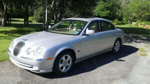 2002 Jaguar S-Type ( Florida Car, Low Miles )