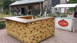 Great back yard Bar and Ice Chest. Peterborough Peterborough Area image 2