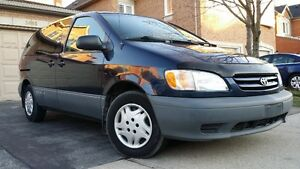 2003 Toyota Sienna   Certified   Mint   No Accident   $2995