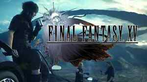 Final Fantasy XV ' FF 15 ' PS4
