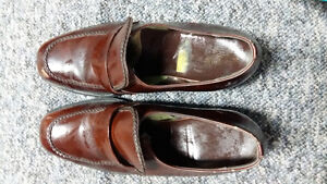 for sale brown  leather steel safety warehouse shoes great Regina Regina Area image 2