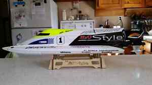 F1 H20 style rc boat  Kingston Kingston Area image 2
