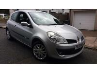 2008 58 RENAULT CLIO 1.5 dCi 86BHP 3 DOOR DYNAMIQUE,£30 ROAD TAX.70 MPG.FULL S/H