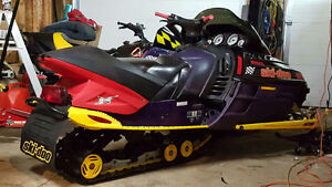 Very clean sled. Tons of upgrading London Ontario image 1