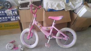 """Bicyclette pour enfant 14"""""""