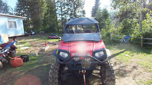 rzr for fast sale, want a ranger will trade for ranger or sell