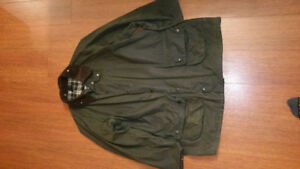 Barbour Gamefair Oilskin Jacket
