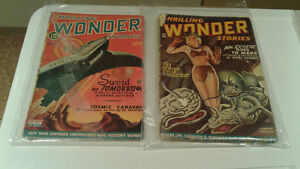 Trilling Wonder Stories - SCI-FI - 1945-54