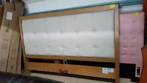 FREE KING HEADBOARD WITH PURCHASE OF A KING SIZE MATTRESS