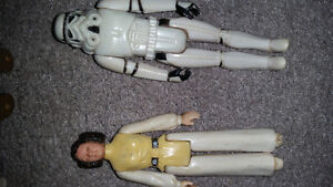 vintage Star Wars collectibles from 1977 year the movie came out London Ontario image 4