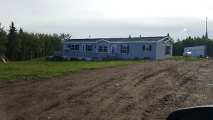 MOBILE HOME TO BE MOVED - 2007 18x80