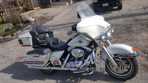 2004 Ultra Classic Harley low kilometers
