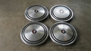 15 inch Buick wheel covers