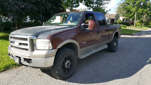 F-350 SD King Ranch 2006