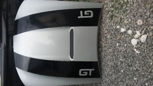 Ford Mustang Gt hood.  $150.